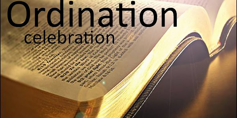 Ordination of Rhyan Glezman