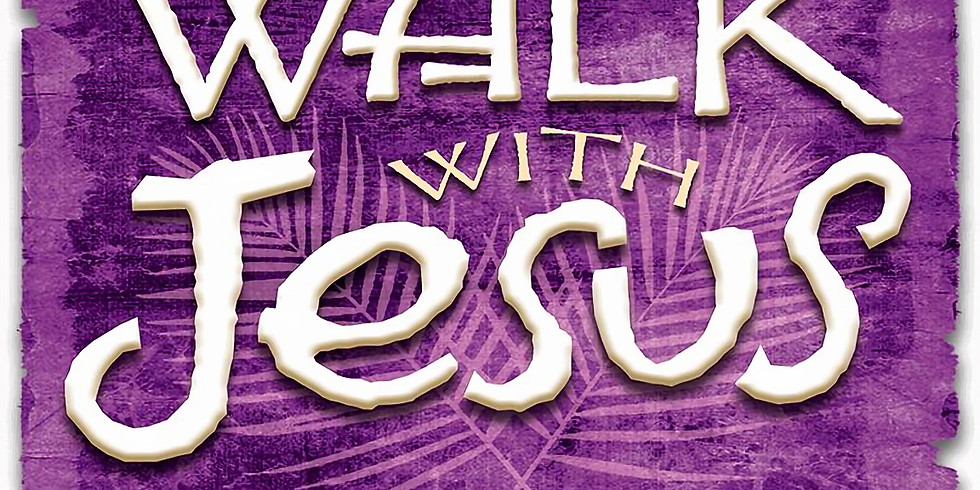 Walk with Jesus Family Easter Event