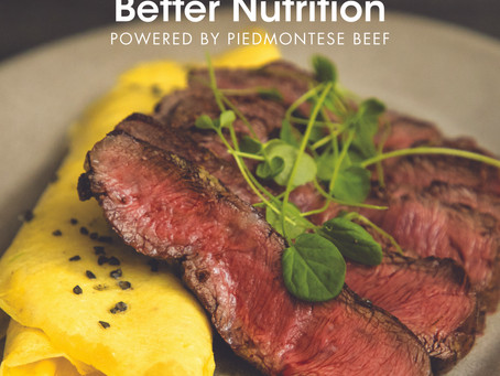 The Newest Edition Of Certified Piedmontese Magazine Is Out!  Nutrition Powered By Piedmontese