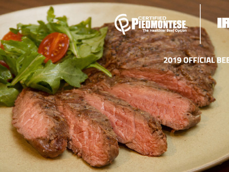 Certified Piedmontese Partners with IRONMAN as Official Beef Sponsor