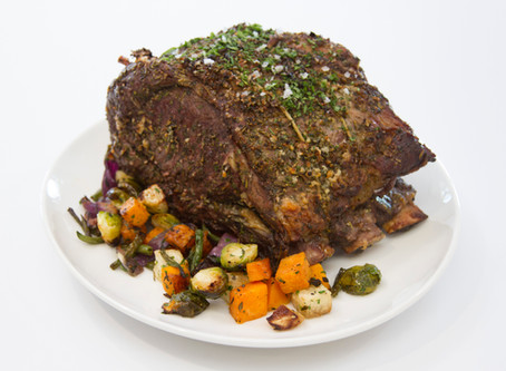 How To Cook Your Certified Piedmontese Prime Rib