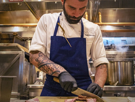 Todd Abboud: Once more, shining the Spotlight on Fine Dining