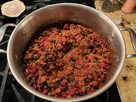 A Chili Fancipe From Dede Griesbauer, a Three-Time IRONMAN Champion