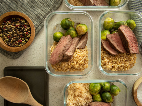 8 Meal Prep Tips for a Healthy Week