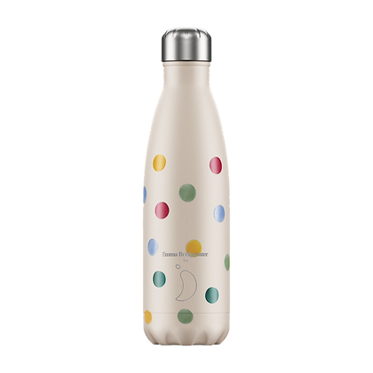 Chilly's Bottle 500ml Polka Dots