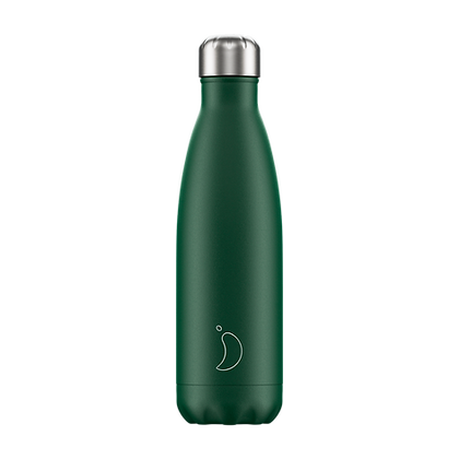 Chilly's Bottle 500ml Matte Green