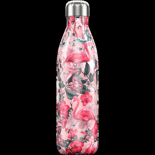 Chilly's Bottle 750ml Flamingo
