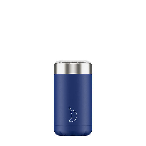 Chilly's Food pot 500ml Matte Blue