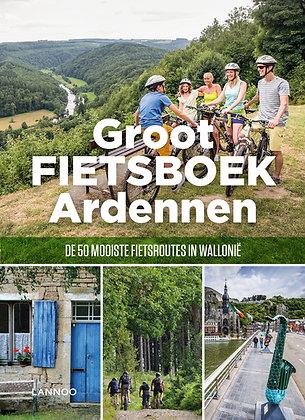 Groot fietsboek Ardennen (pre-order*)