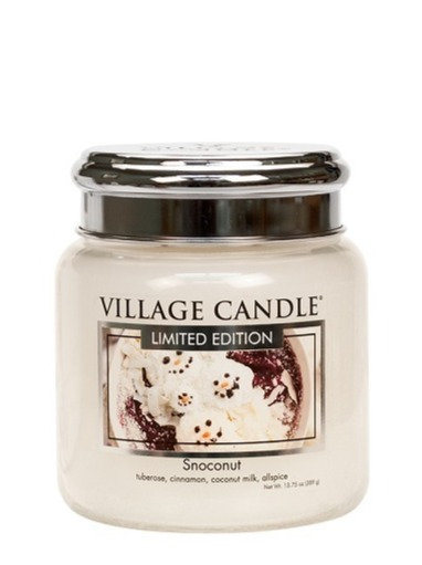 Snoconut 454gr Medium Candle