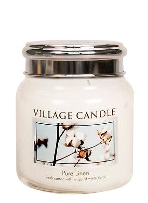 Pure Linen 454gr Medium Candle (pre-order*)