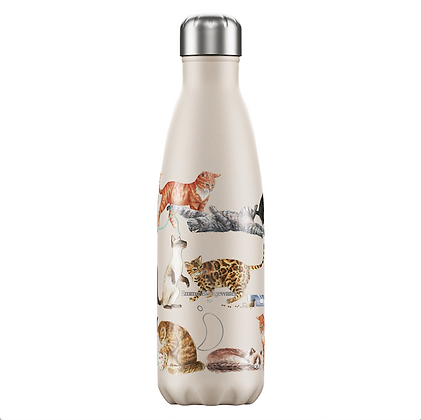 Chilly's Bottle 500ml Cat