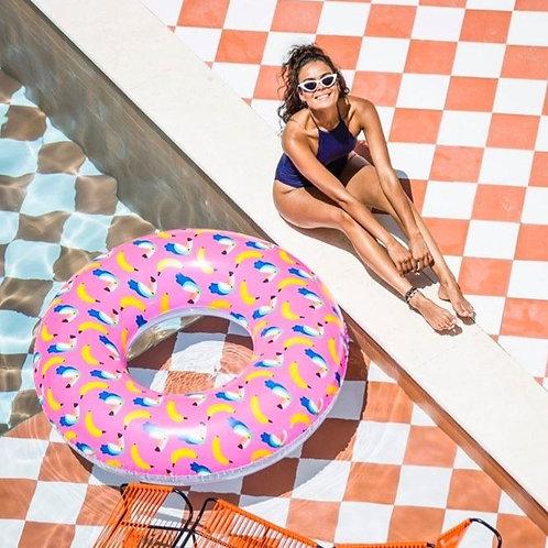 Zwemband Toekan Banaan Pink