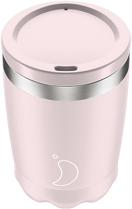 Coffee Cup 340ml Blush Pink
