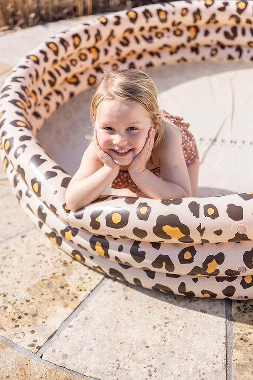 Leopard beige zwembad - ⌀150cm