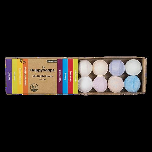 Mini Bath Bombs – Tropical Fruits