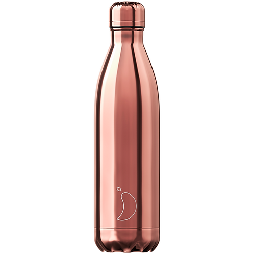 Chilly's Bottle 750ml Rose Gold