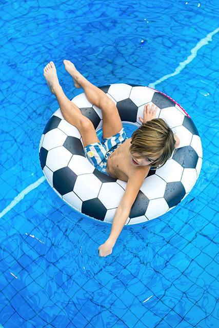 Voetbal Zwemband