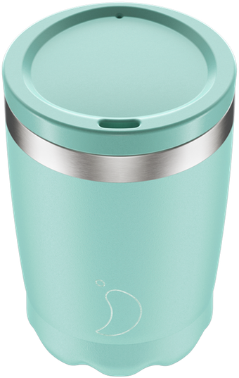 Coffee Cup 340ml Pastel Green