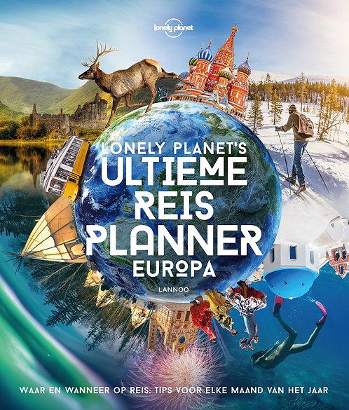 Lonely Planet's Ultieme Reisplanner Europa