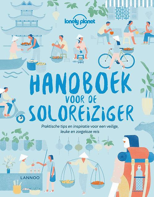 Lonely Planet Handboek voor de soloreiziger