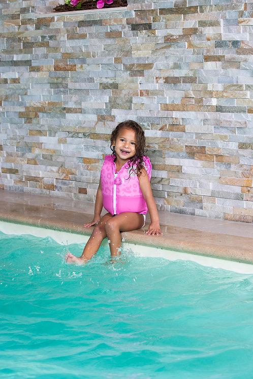 LEOPARD SPECIAL - Foam Swimming Vest