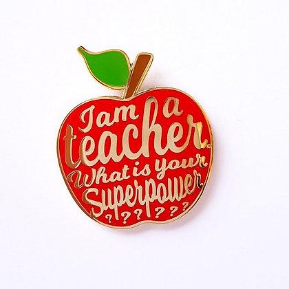 Pin • I AM A TEACHER rood