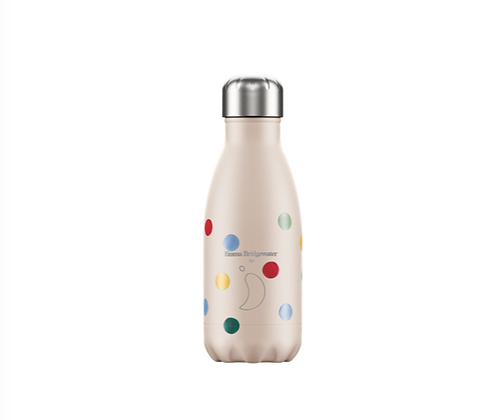 Chilly's Bottle 260ml Polka Dots