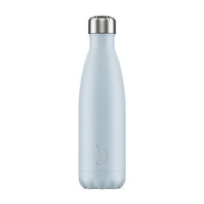 Chilly's Bottle 500ml Blush Blue