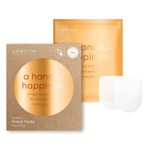 A Handful Happiness - Hand Pads Hyaluron