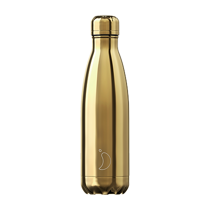 Chilly's Bottle 500ml Gold