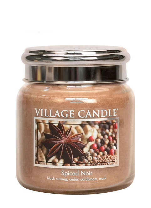 Spiced Noir 454gr Medium Candle (pre-order*)