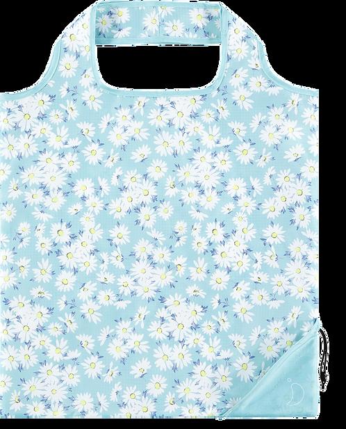 Floral Daisy Reusable Bag