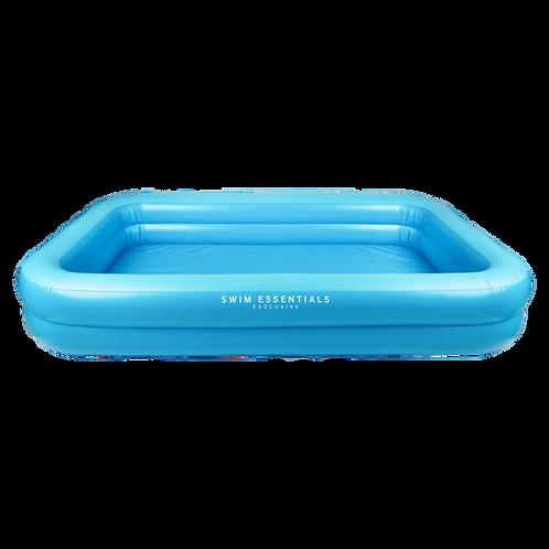 Blauw zwembad - Pool 300 cm