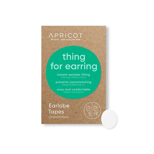 Thing for earring - Earlobe Tapes