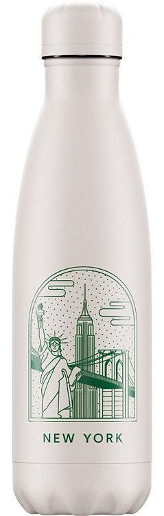 Chilly's Bottle 500ml New York