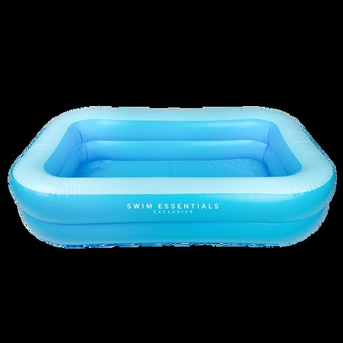 Blauw zwembad - Pool 200 cm