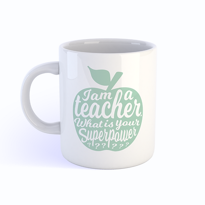 Mok •  I AM A TEACHER mint