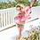 Thumbnail: Zwemring flamingo rosé