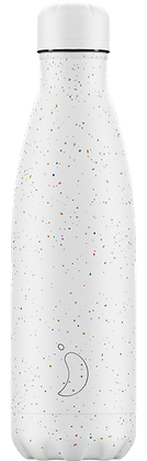 Chilly's Bottle 500ml Speckle White