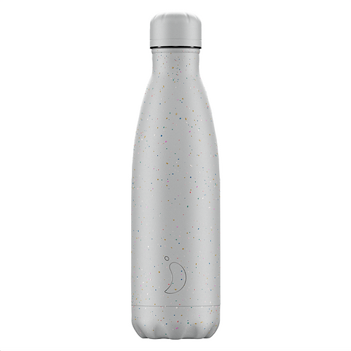 Chilly's Bottle 500ml Speckle Gray