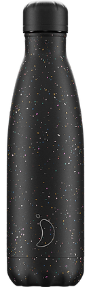 Chilly's Bottle 500ml Speckle Black
