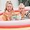 Thumbnail: Regenboog zwembad - ⌀150cm