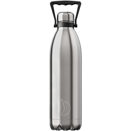 Chilly's Bottle 1.8 Ltr Stainless Steel