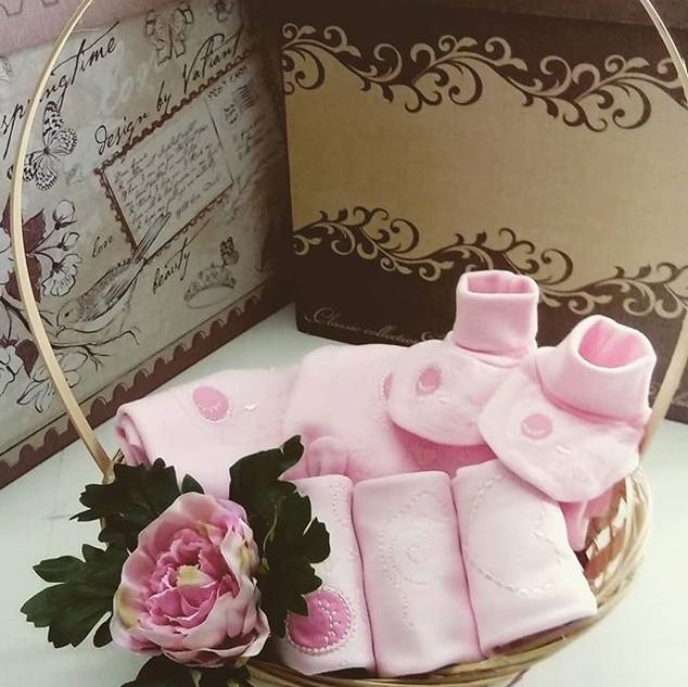 #подарок #дляноворождённого #babybox