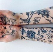 Physicality of Depression: The Art of Self Harm Scar Cover Up Tattoos