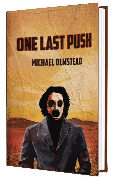 One Last Push - Book Cover