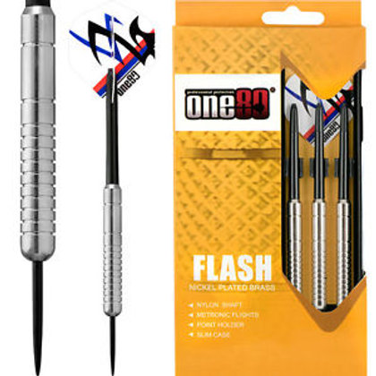 Flash Tungstenlook Brass Darts