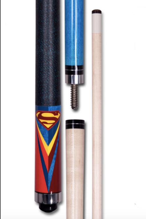Superman Deluxe Cue 2pc