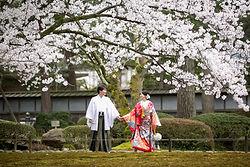 金澤散策プラン 前撮り挙式